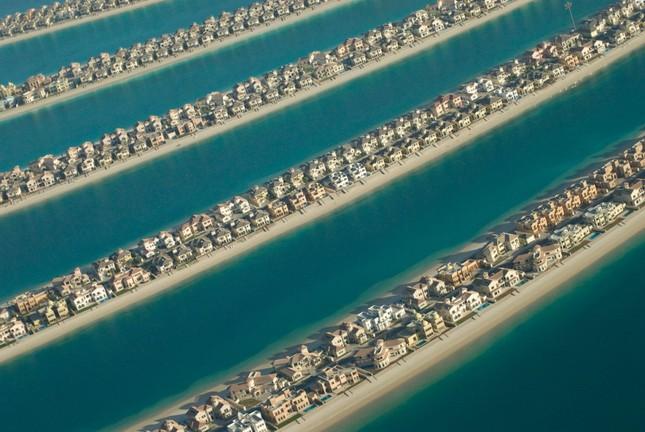 Bộ ảnh những công trình thủy lợi tuyệt đẹp nhìn từ trên cao - anh 6