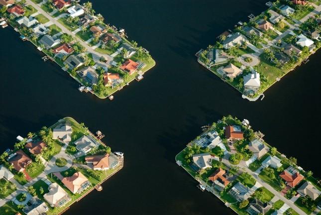 Bộ ảnh những công trình thủy lợi tuyệt đẹp nhìn từ trên cao - anh 7