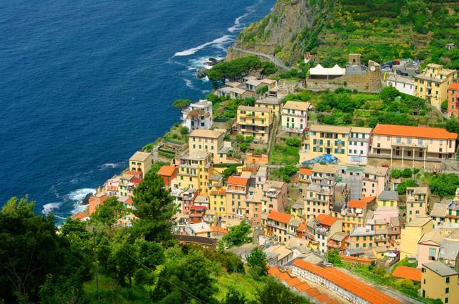 Chiêm ngưỡng vẻ đẹp tựa miền cổ tích ở Cinque Terre - anh 1