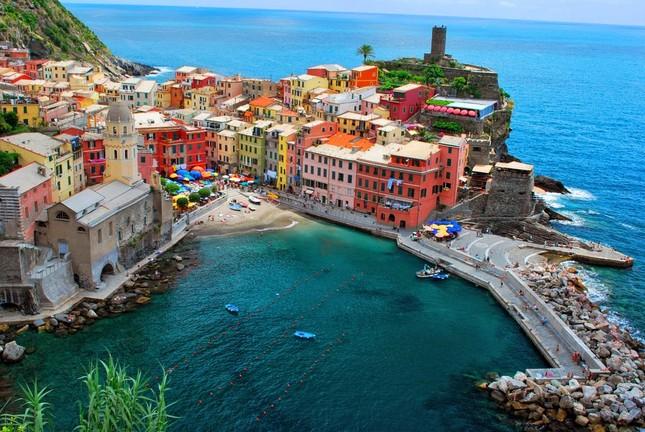 Chiêm ngưỡng vẻ đẹp tựa miền cổ tích ở Cinque Terre - anh 2