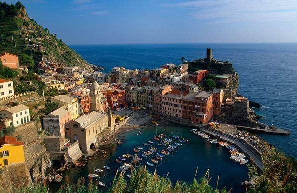 Chiêm ngưỡng vẻ đẹp tựa miền cổ tích ở Cinque Terre - anh 4