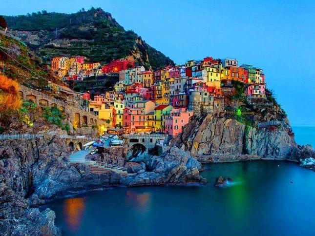 Chiêm ngưỡng vẻ đẹp tựa miền cổ tích ở Cinque Terre - anh 5