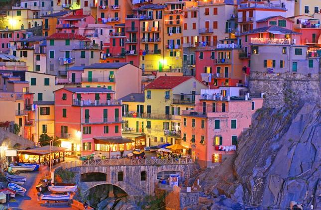 Chiêm ngưỡng vẻ đẹp tựa miền cổ tích ở Cinque Terre - anh 6
