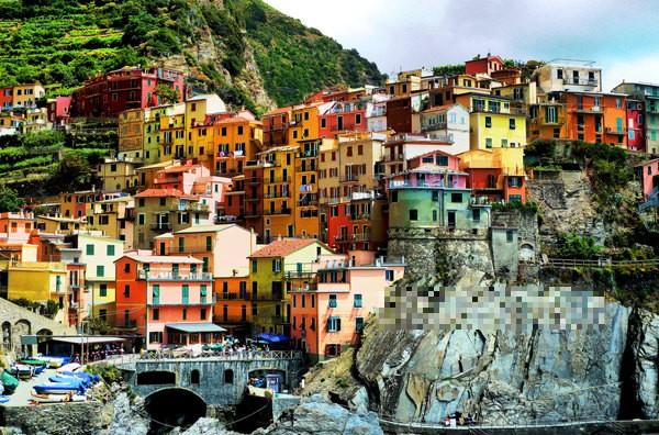 Chiêm ngưỡng vẻ đẹp tựa miền cổ tích ở Cinque Terre - anh 8