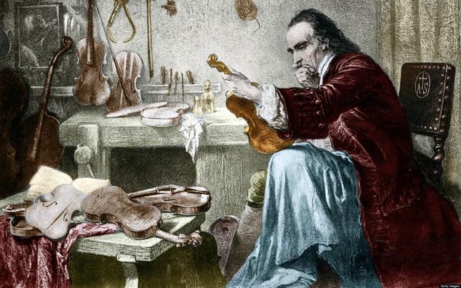 Bí ẩn đầy ma thuật của cây vĩ cầm Stradivarius huyền thoại - anh 1