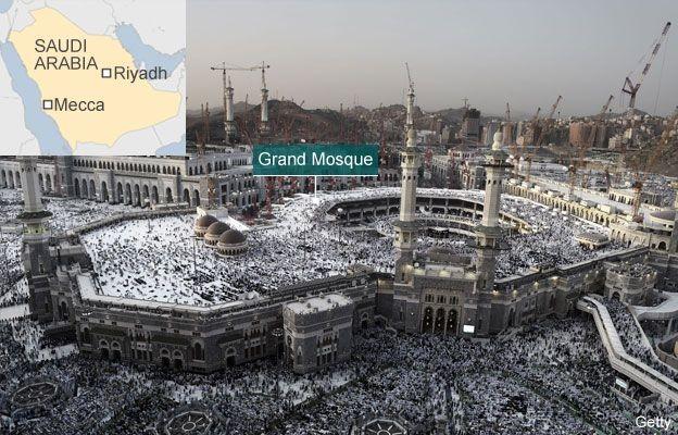 Hiện trường sập cẩn cầu kinh hoàng ở thánh địa Mecca, hơn 300 người thương vong - anh 10