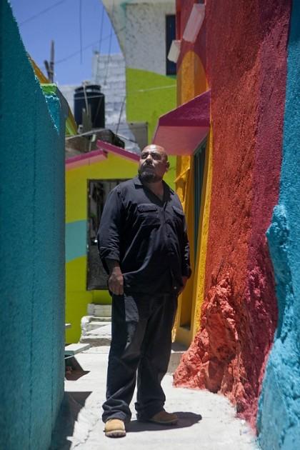 'Mục sở thị' bức tranh tường lớn nhất thế giới - anh 4