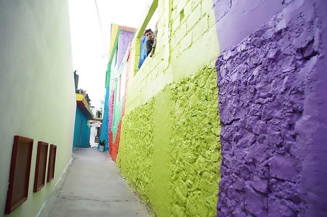 'Mục sở thị' bức tranh tường lớn nhất thế giới - anh 3
