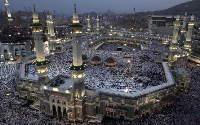 Toàn cảnh 1000 người sơ tán hoảng loạn trong biển lửa ở Mecca - anh 5