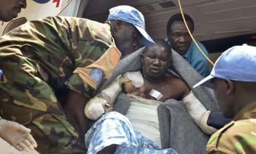 Nam Sudan: Nổ xe chở dầu, gần 200 người chết thảm - anh 2