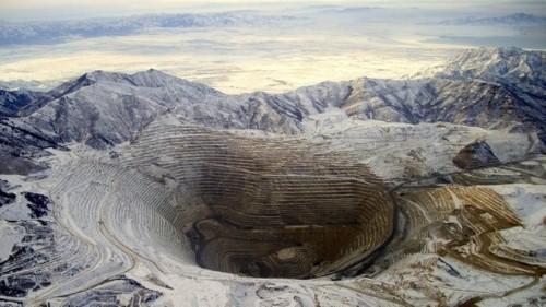 10 mỏ khoáng lộ thiên ấn tượng nhất thế giới nhìn từ trên cao - anh 10