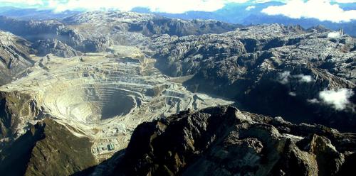 10 mỏ khoáng lộ thiên ấn tượng nhất thế giới nhìn từ trên cao - anh 4