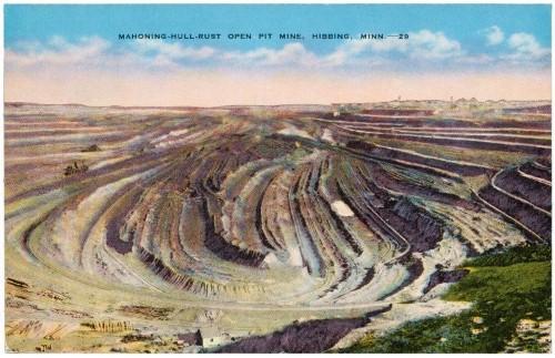 10 mỏ khoáng lộ thiên ấn tượng nhất thế giới nhìn từ trên cao - anh 5