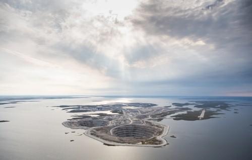 10 mỏ khoáng lộ thiên ấn tượng nhất thế giới nhìn từ trên cao - anh 6