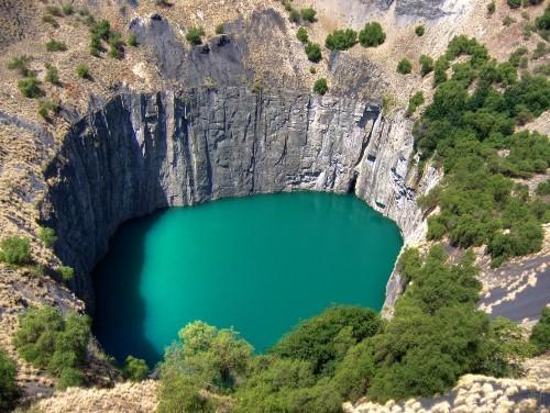 10 mỏ khoáng lộ thiên ấn tượng nhất thế giới nhìn từ trên cao - anh 7