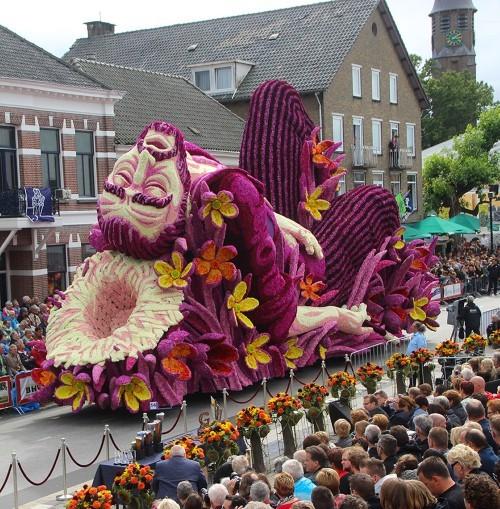 Mãn nhãn với Lễ hội hoa rực rỡ có 1-0-2 ở Hà Lan - anh 1