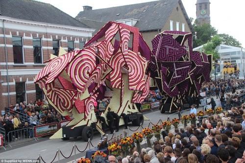 Mãn nhãn với Lễ hội hoa rực rỡ có 1-0-2 ở Hà Lan - anh 10