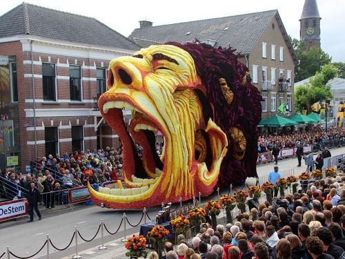 Mãn nhãn với Lễ hội hoa rực rỡ có 1-0-2 ở Hà Lan - anh 3
