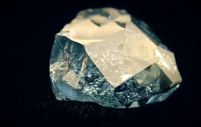 Blue Moon Diamond: Viên kim cương đắt giá nhất hành tinh? - anh 1