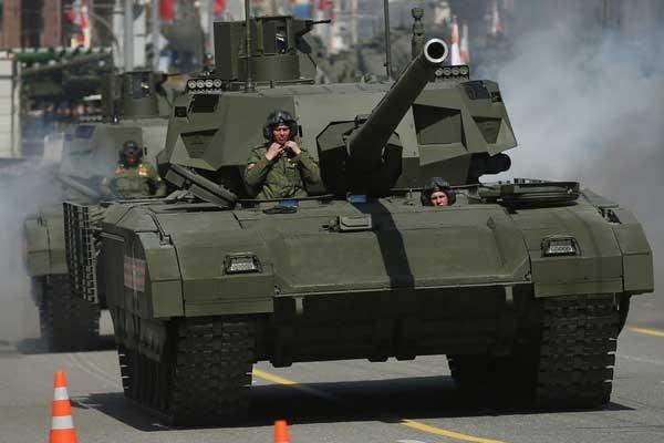 Top những vũ khí 'đáng gờm' nhất của quân đội Nga - anh 1