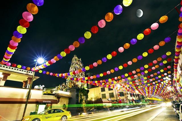 Châu Á rực rỡ sắc đèn trong đêm hội Trung thu - anh 7