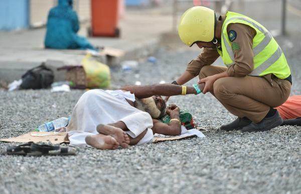 Hơn 200 người Indonesia mất tích sau vụ giẫm đạp ở Thánh địa Mecca - anh 1