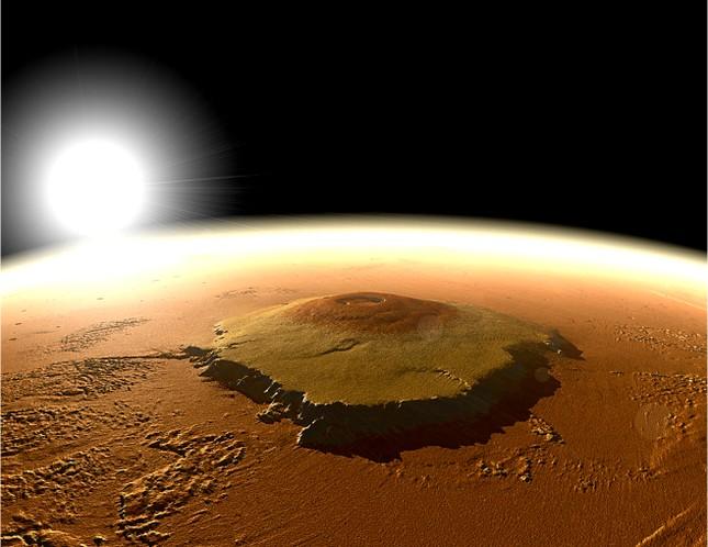 NASA chính thức công bố có nước dạng lỏng trên sao Hỏa - anh 5