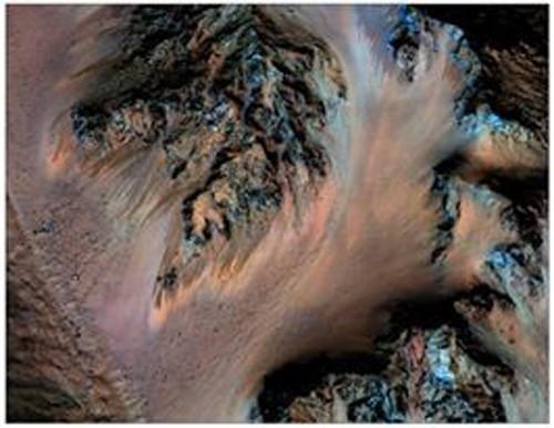 NASA chính thức công bố có nước dạng lỏng trên sao Hỏa - anh 3
