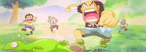[One Piece] Những hình ảnh đẹp nhất của 'Vua bắn tỉa' Usopp - anh 4