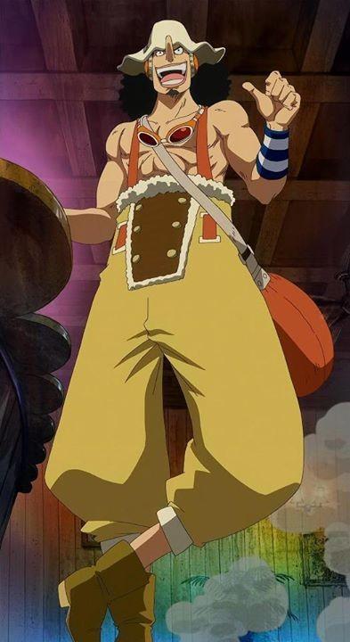 [One Piece] Những hình ảnh đẹp nhất của 'Vua bắn tỉa' Usopp - anh 7