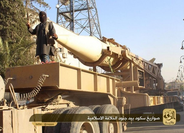 Khủng bố IS có thể tạo vũ khí hủy diệt chống lại thế giới - anh 2