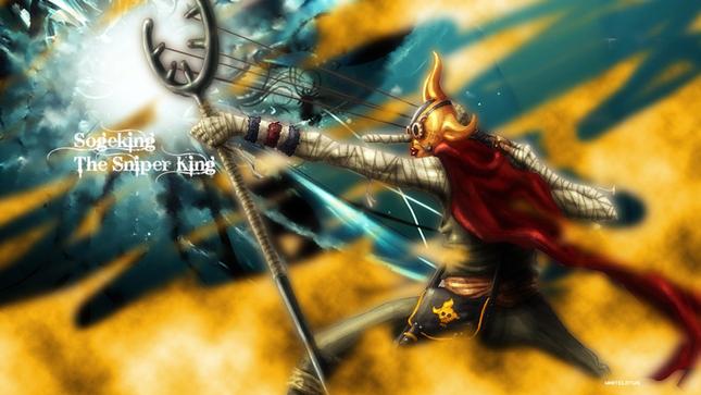 [One Piece] Những hình ảnh đẹp nhất của 'Vua bắn tỉa' Usopp - anh 10