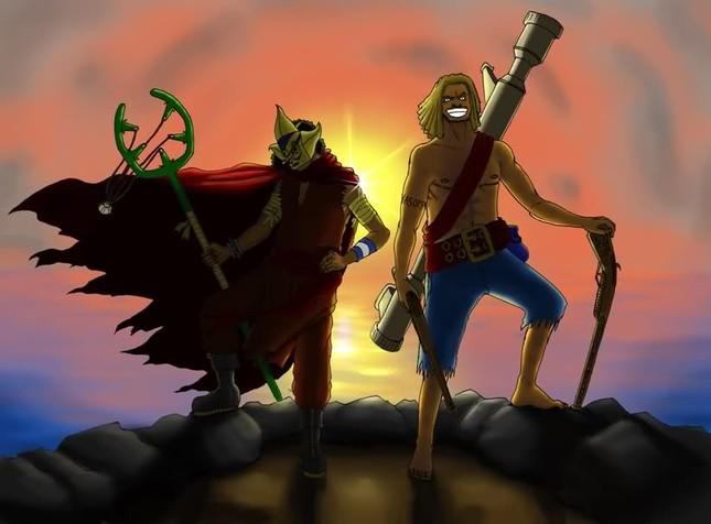 [One Piece] Những hình ảnh đẹp nhất của 'Vua bắn tỉa' Usopp - anh 11
