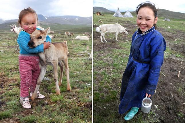Khám phá cuộc sống của dân du mục Tsaatan ở Mông Cổ - anh 4