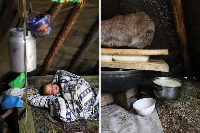 Khám phá cuộc sống của dân du mục Tsaatan ở Mông Cổ - anh 7