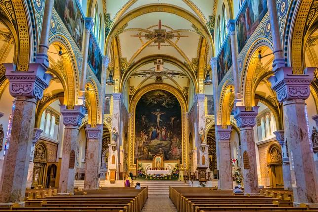 Vẻ đẹp ngỡ ngàng của những thánh đường tại New York, Mỹ - anh 1