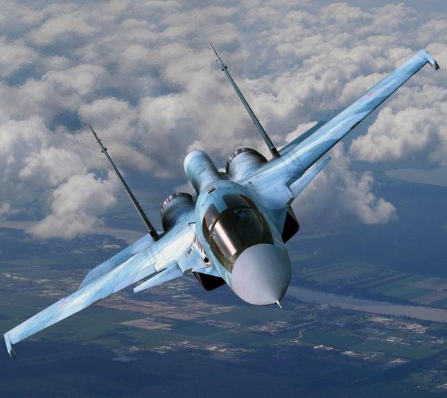 Nga sẽ không kích IS tại Syria trong 4 tháng - anh 1