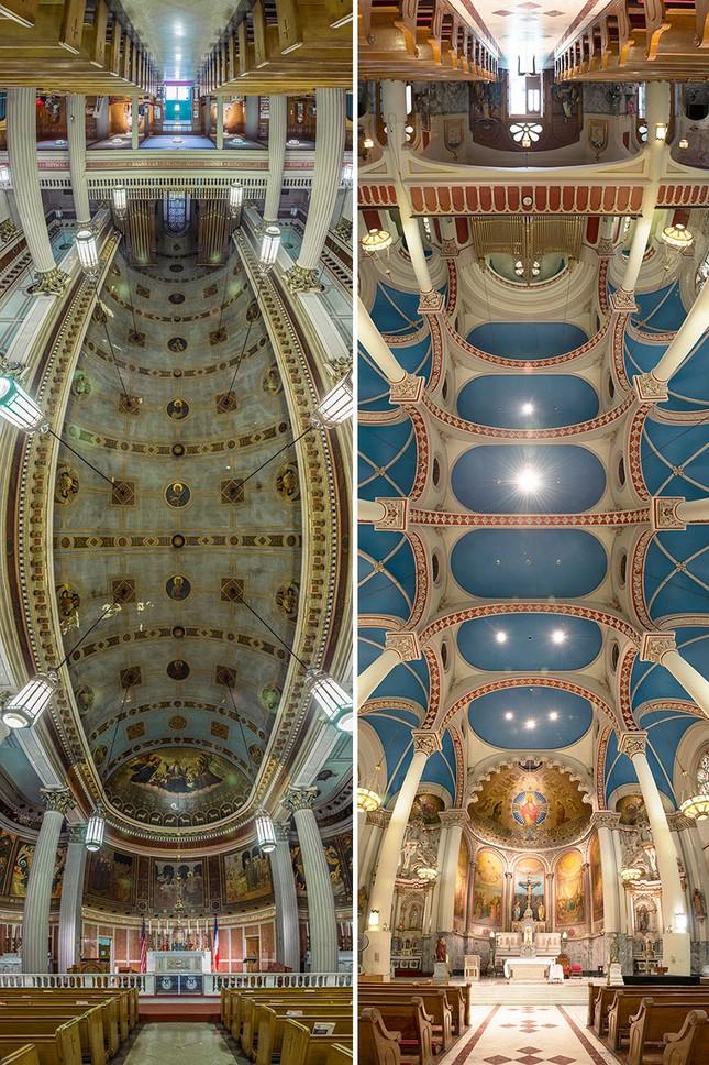 Vẻ đẹp ngỡ ngàng của những thánh đường tại New York, Mỹ - anh 8
