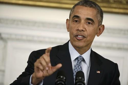 Tổng thống Obama: 'Nga đang giúp IS mạnh hơn' - anh 1