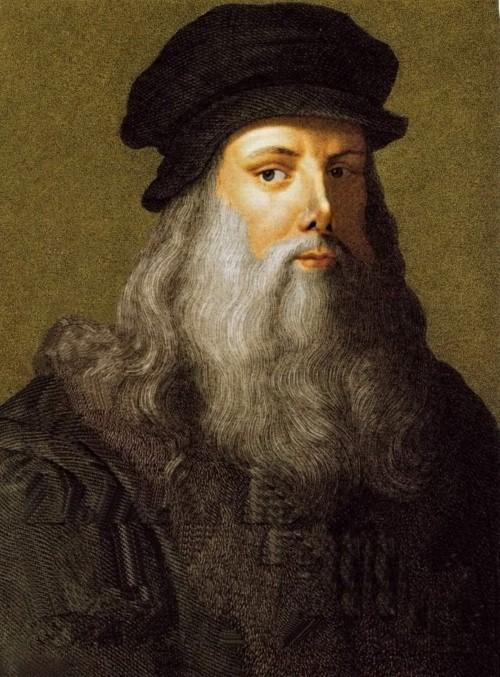 Khám phá bí mật tư duy của thiên tài toàn năng Leonardo da Vinci - anh 1