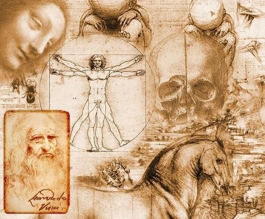 Khám phá bí mật tư duy của thiên tài toàn năng Leonardo da Vinci - anh 2