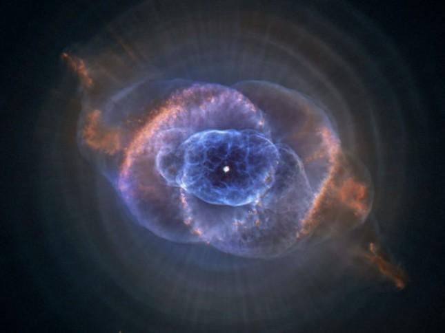 Những tinh vân tuyệt đẹp trong vũ trụ - anh 5