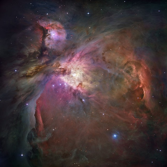 Những tinh vân tuyệt đẹp trong vũ trụ - anh 6