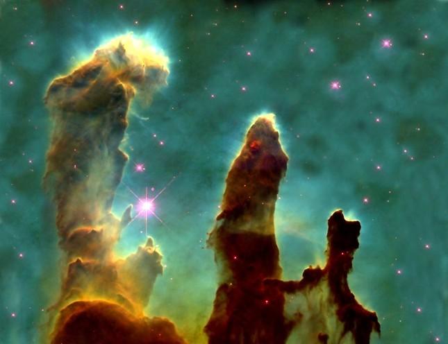Những tinh vân tuyệt đẹp trong vũ trụ - anh 7