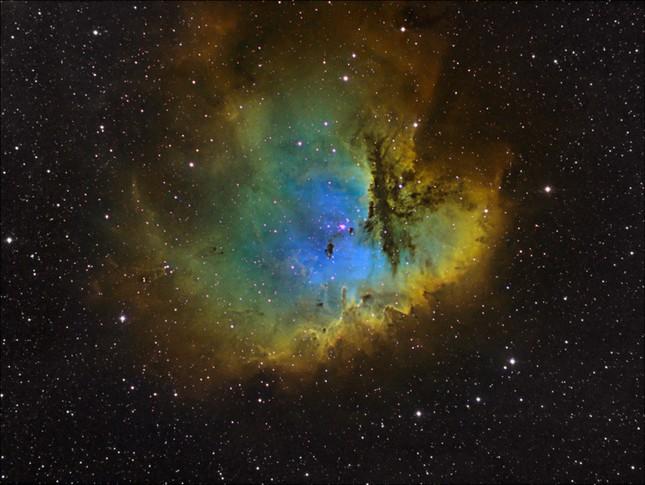 Những tinh vân tuyệt đẹp trong vũ trụ - anh 12
