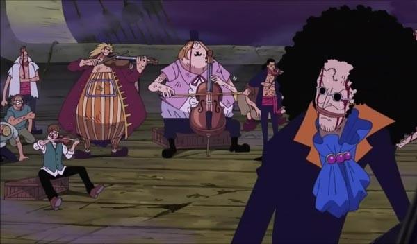 [One Piece] Những hình ảnh đẹp nhất của Nhạc công Brook - anh 4