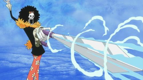 [One Piece] Những hình ảnh đẹp nhất của Nhạc công Brook - anh 5