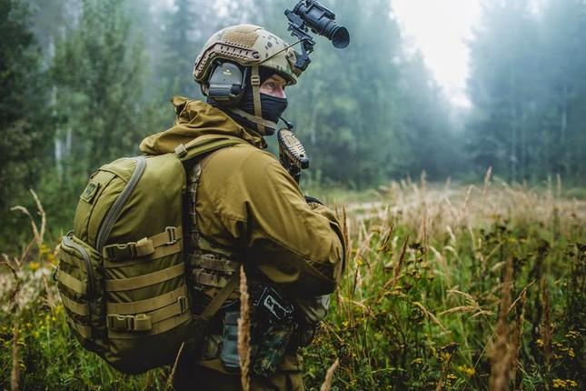 Uy lực đáng sợ của đội đặc nhiệm Spetsnaz Nga điều đến Syria - anh 3