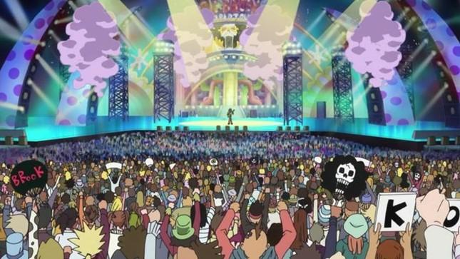 [One Piece] Những hình ảnh đẹp nhất của Nhạc công Brook - anh 11