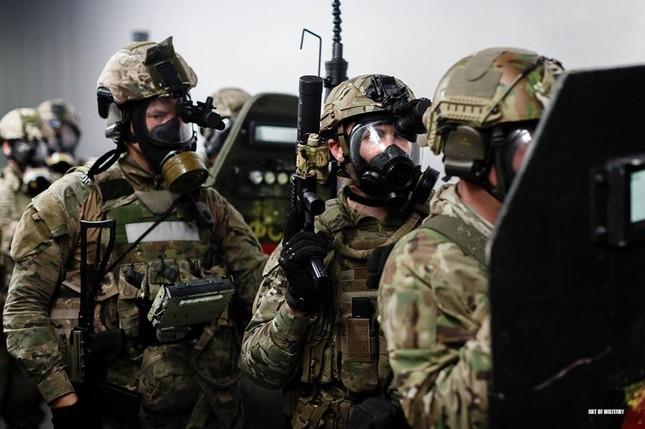 Uy lực đáng sợ của đội đặc nhiệm Spetsnaz Nga điều đến Syria - anh 4